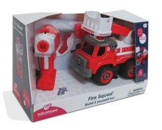 EDUSHAPE DIY FIREFIGHTER TRUCK 33 PIECES