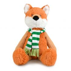 FRANKIE FOX CHRISTMAS 28CM - 10% FREIGHT SURCHARGE APPLIES