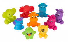 Playgro Jungle Fun Friends 9 PCS - OUT OF STOCK