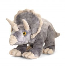 KEELECO DINOSAUR TRICERATOPS 26CM - OUT OF STOCK