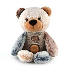 PATCHES BEAR BROWN LGE 40CM -OUT OF STOCK