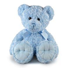 MAX BEAR LGE BLUE 53CM