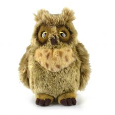 OWL HORNED 23CM - 10% FREIGHT SURCHARGE APPLIES