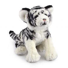 KUMA WHITE TIGER LGE 40CM - 10% FREIGHT SURCHARGE APPLIES