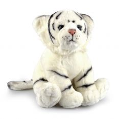 FRIENDLEE LGE WHITE TIGER 35CM