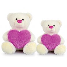 FUZZY BEAR LGE 36CM - 10% FREIGHT SURCHARGE APPLIES