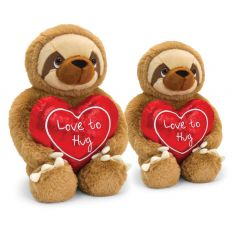 CECIL SLOTH LGE 25CM - 10% FREIGHT SURCHARGE APPLIES - OUT OF STOCK