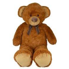 MY BUDDY BEAR BROWN 120CM