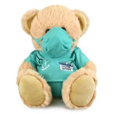 MY BUDDY FR BEAR DOCTOR GREEN 23CM - OUT OF STOCK