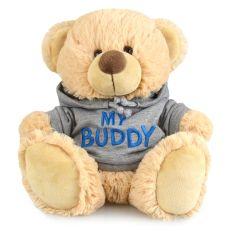 MY BUDDY BEAR HOODIE 23CM
