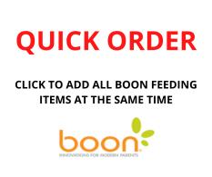 QUICK ORDER - BOON FEEDING