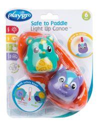 Playgro Safe to paddle Light Up Canoe