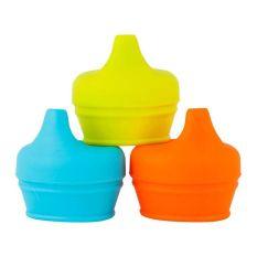 Boon SNUG Spout 3pk lids - Boy