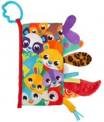 PLAYGRO TAILS OF THE WORLD SENSORY BOOK - OUT OF STOCK