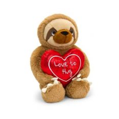 CECIL SLOTH SMALL 18CM - 10% FREIGHT SURCHARGE APPLIES